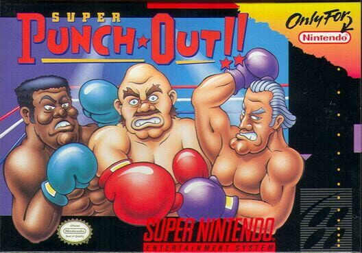 Super Punch-Out!! Display Picture