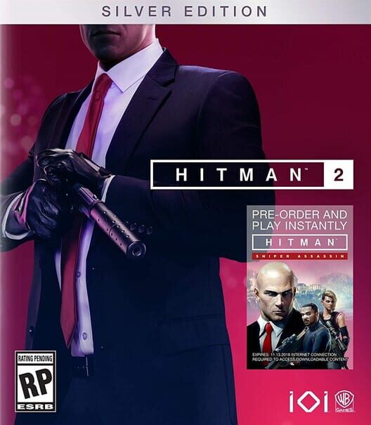 Hitman 2: Silver Edition Display Picture