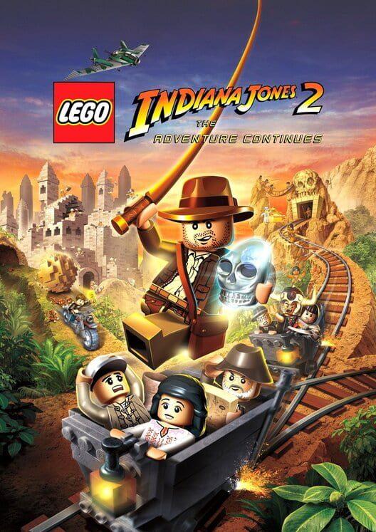 Lego Indiana Jones 2: The Adventure Continues image