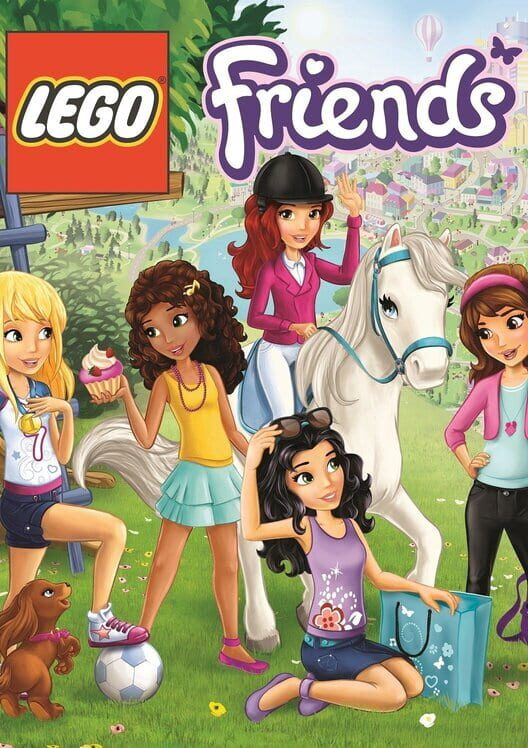 Lego Friends image