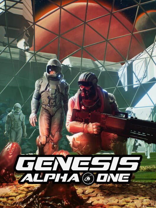 Genesis Alpha One image
