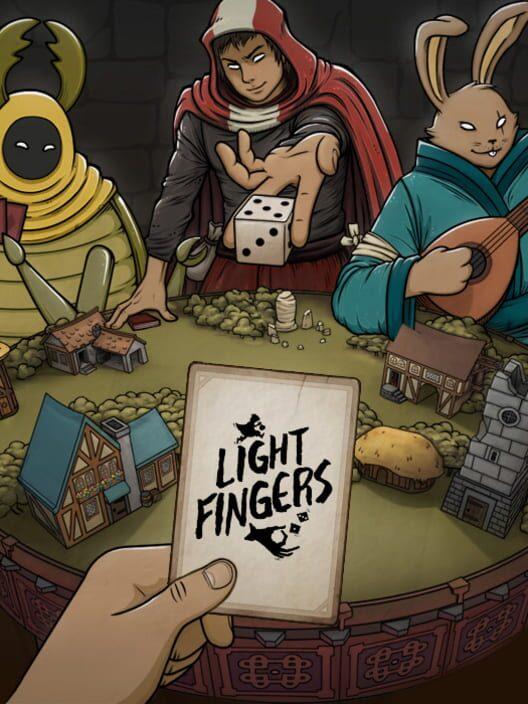 Light Fingers image