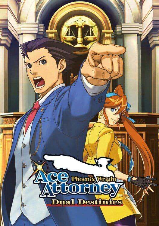Phoenix Wright: Ace Attorney − Dual Destinies image