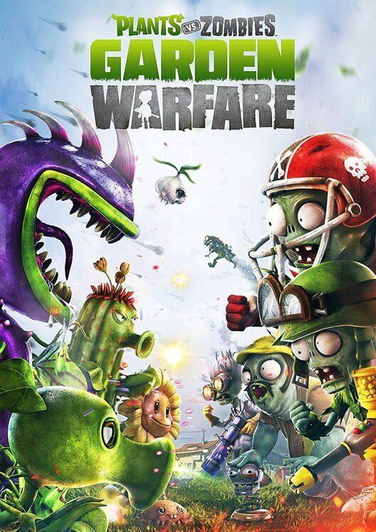 Plants vs. Zombies: Garden Warfare Display Picture