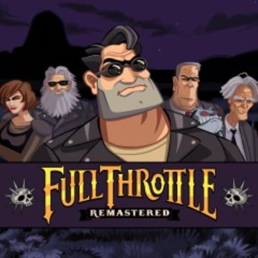 Full Throttle Remastered image
