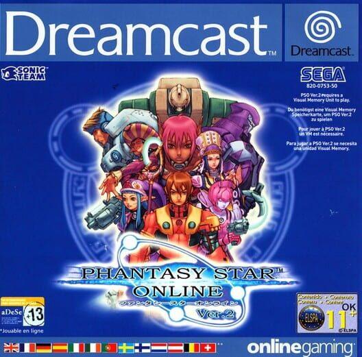 Phantasy Star Online Ver. 2 image