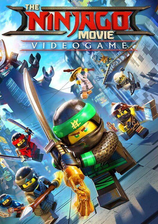 LEGO Ninjago Movie Video Game image