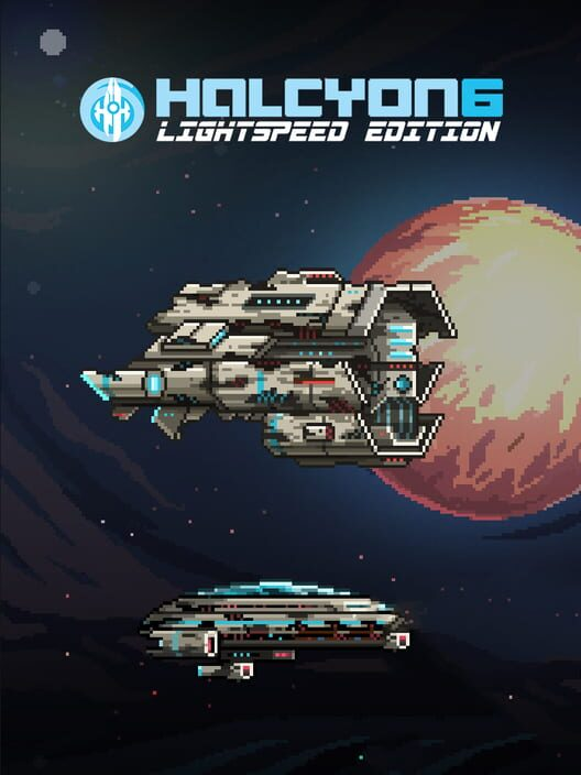 Halcyon 6: Starbase Commander image