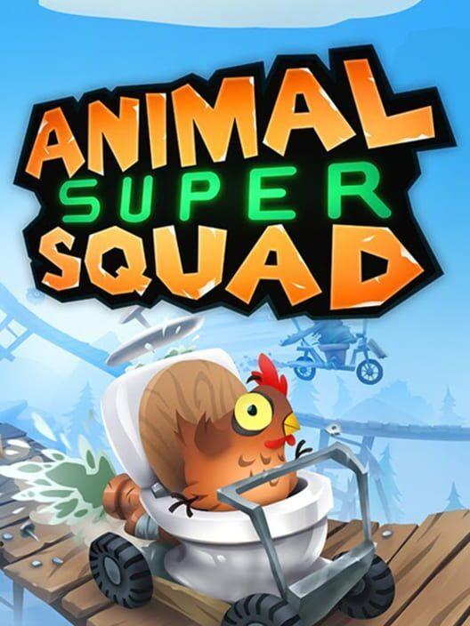 Animal Super Squad image