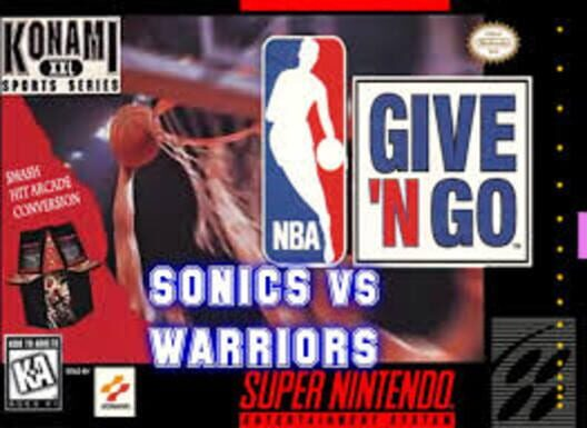 NBA Give 'n Go Display Picture
