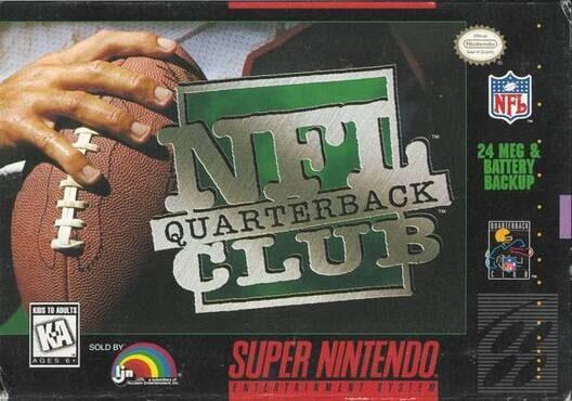 NFL Quarterback Club Display Picture