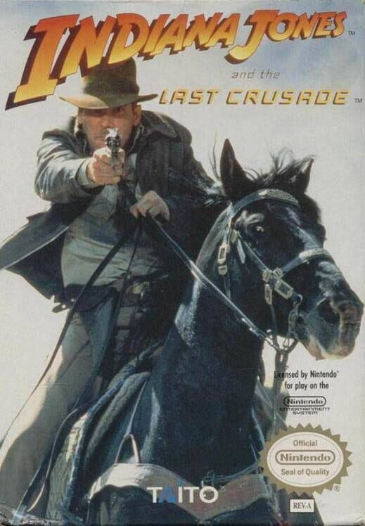 Indiana Jones and the Last Crusade Display Picture