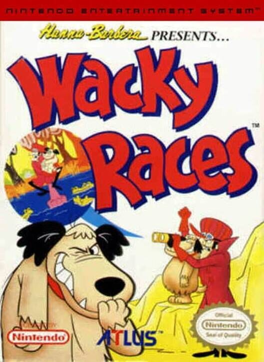 Wacky Races Display Picture