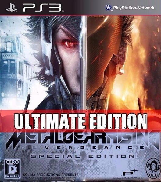 METAL GEAR RISING: Revengeance - Ultimate Edition image