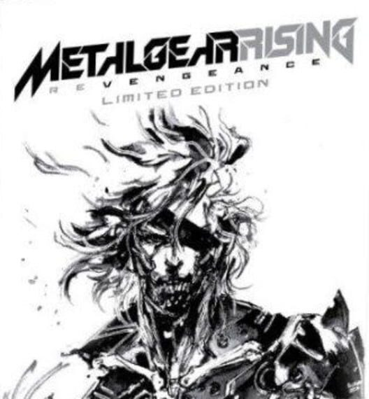 Metal Gear Rising: Revengeance - Limited Edition image
