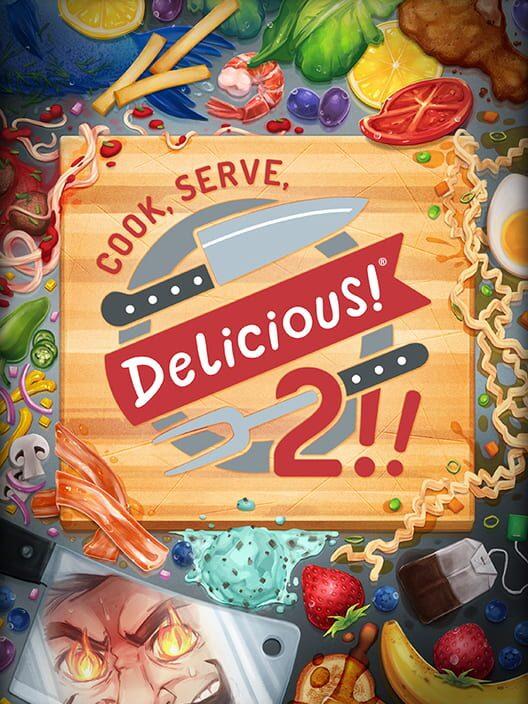 Cook, Serve, Delicious! 2!! image
