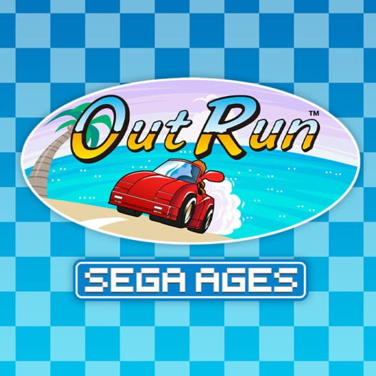 SEGA AGES Out Run Display Picture