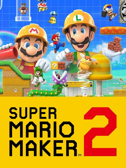 Super Mario Maker 2 image