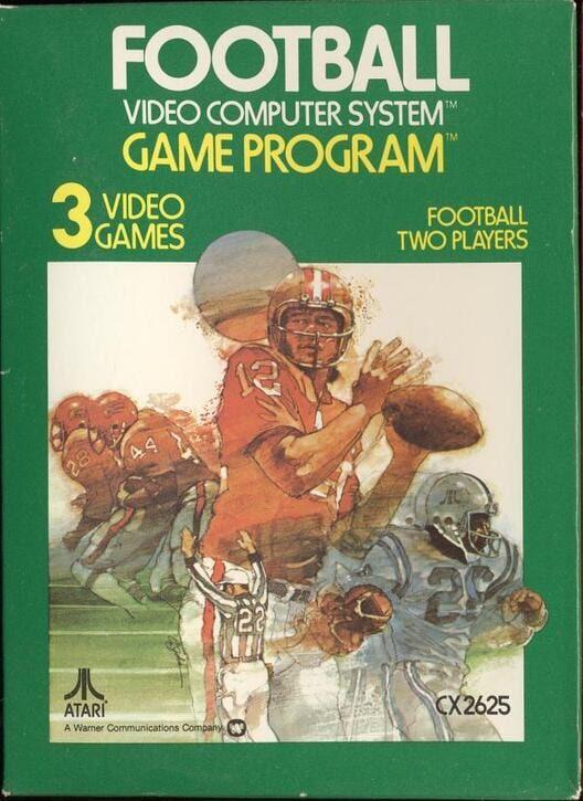 Football (Atari) Display Picture