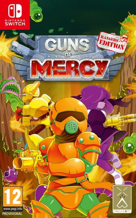 GUNS OF MERCY - Rangers Edition image