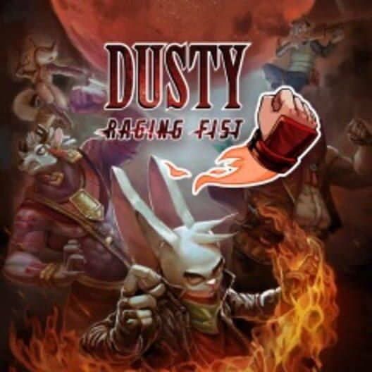 Dusty Raging Fist image