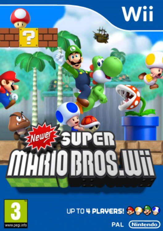 Newer Super Mario Bros. Wii image