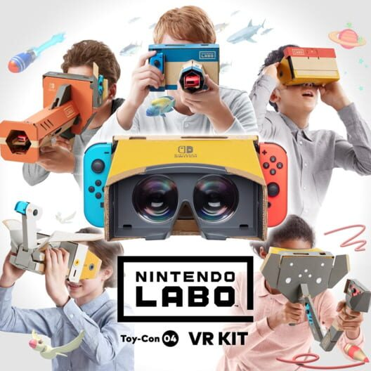 Nintendo Labo Toy-Con 04: VR Kit image
