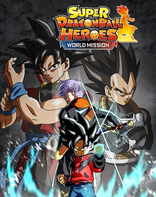 Super Dragon Ball Heroes: World Mission image