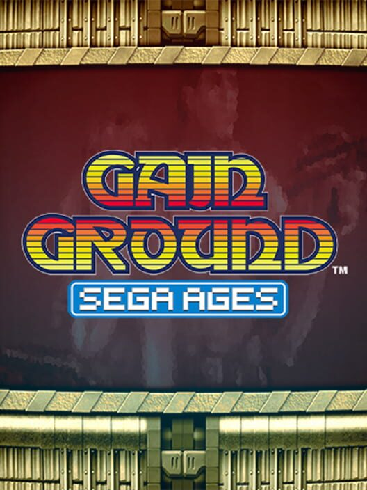 SEGA AGES GAIN GROUND Display Picture