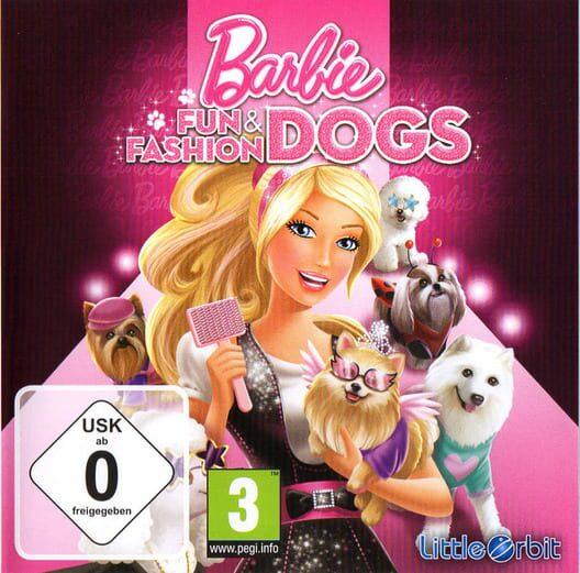 Barbie: Fun & Fashion Dogs image