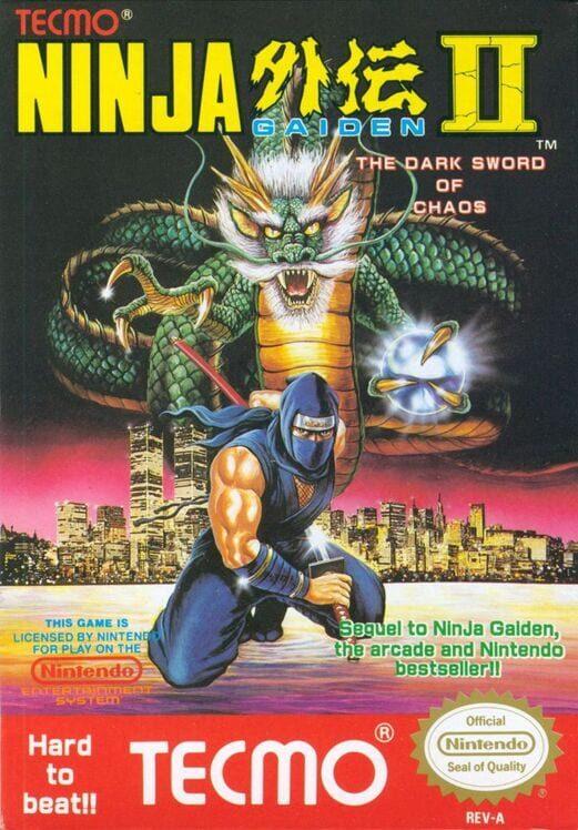 Ninja Gaiden II: The Dark Sword of Chaos image