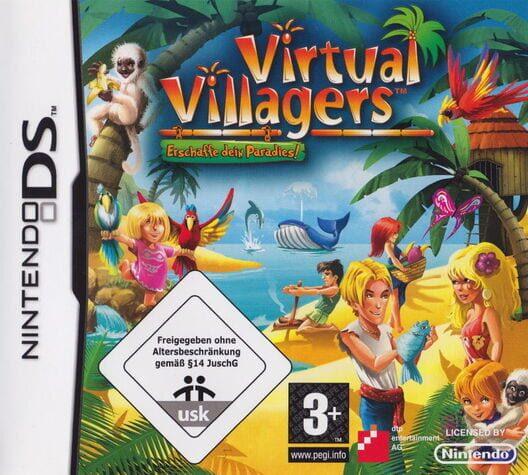 Virtual Villagers: Erschaffe dein Paradies! Display Picture