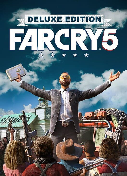 Far Cry 5: Deluxe Edition image