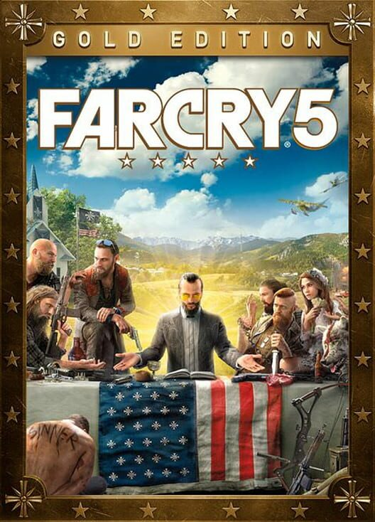Far Cry 5: Gold Edition image