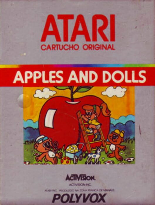 Apples and Dolls Display Picture
