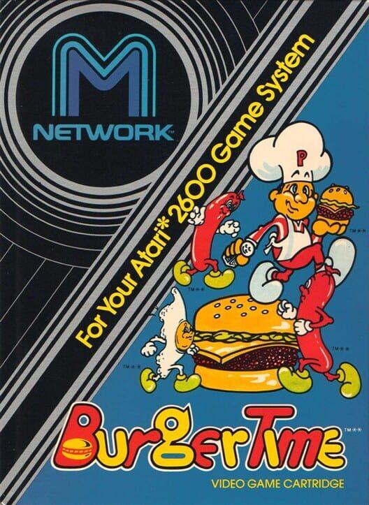 BurgerTime Display Picture