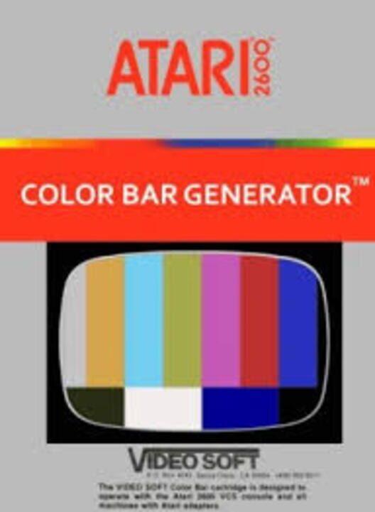 Color Bar Generator Display Picture