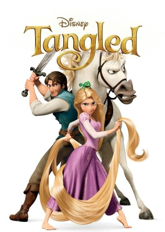 Disney Tangled: The Video Game image