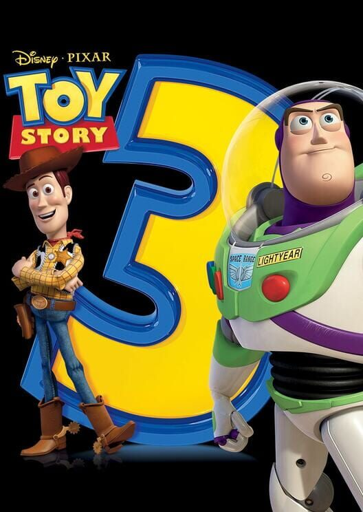 Toy Story 3: The Video Game image