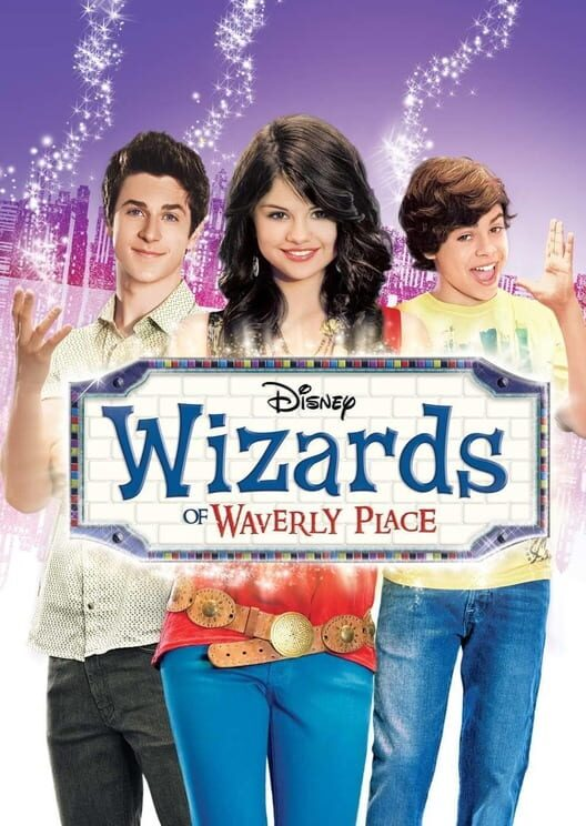 Wizards of Waverly Place Display Picture