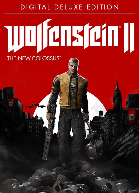 Wolfenstein II: The New Colossus Digital Deluxe Edition image