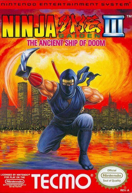Ninja Gaiden III: The Ancient Ship of Doom image