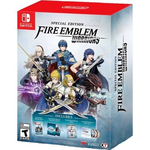 Fire Emblem Warriors Special Edition image