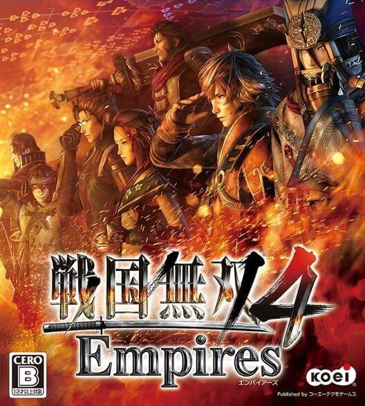 Samurai Warriors 4: Empires image