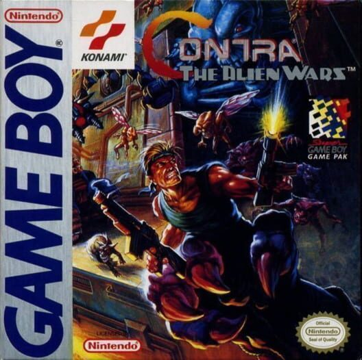 Contra: The Alien Wars image