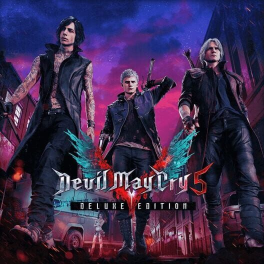 Devil May Cry 5: Ultra Limited Edition image