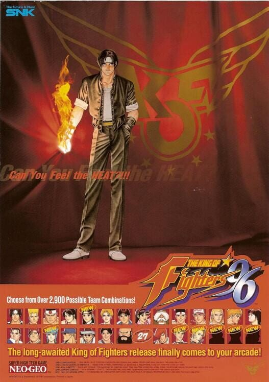The King of Fighters '96 image