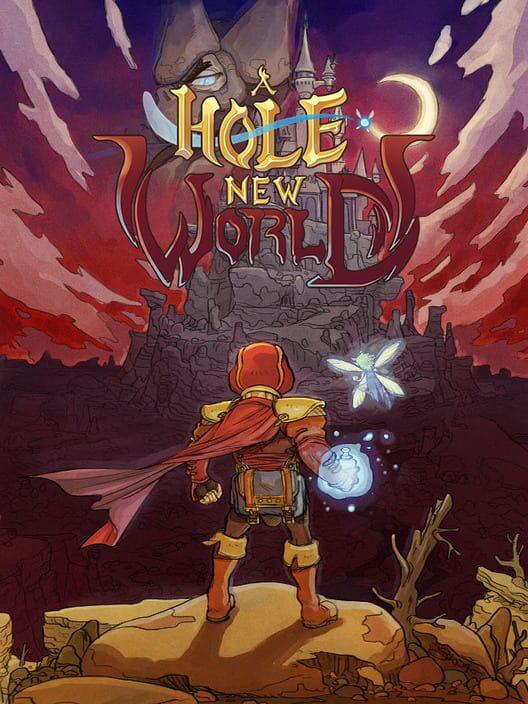 A Hole New World image