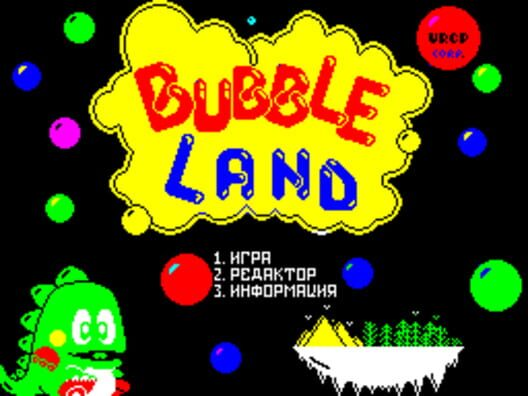 Bubble Land Display Picture
