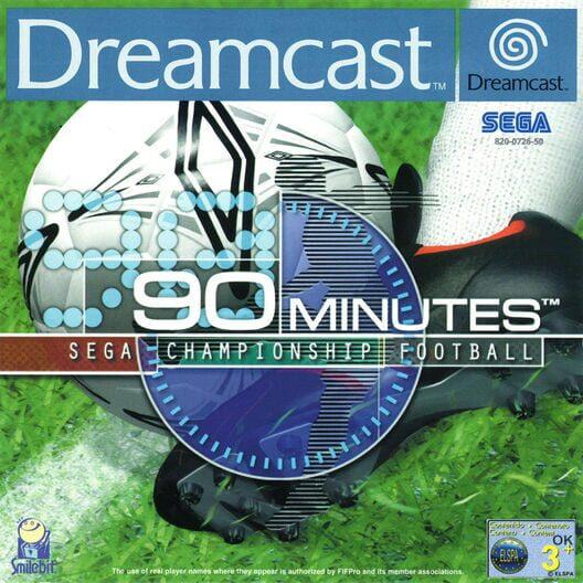 90 Minutes: Sega Championship Football Display Picture